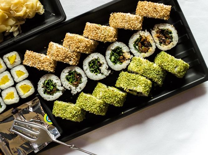 Sushi-Apéro für Handicap International