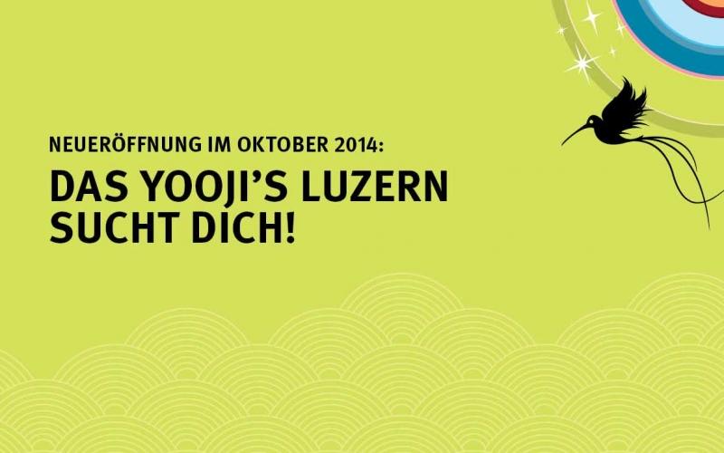 Yooji's goes Luzern