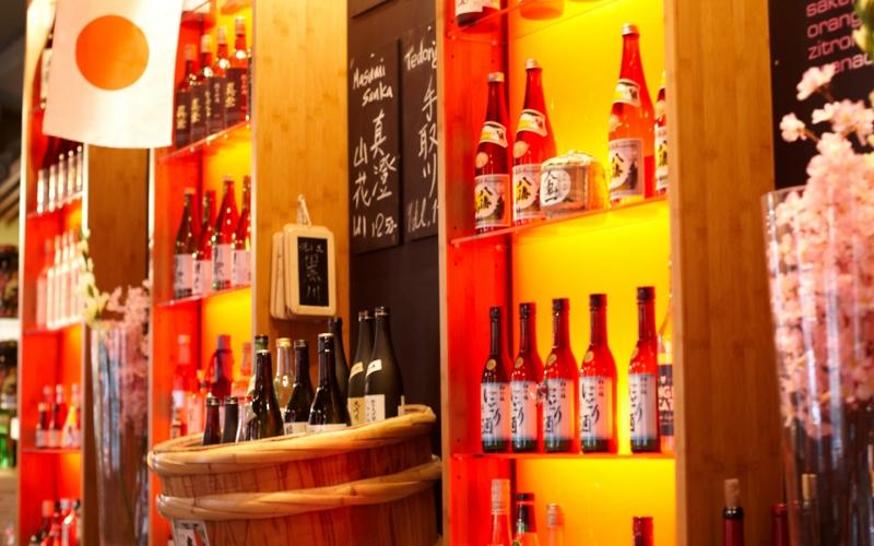Sake Club Event