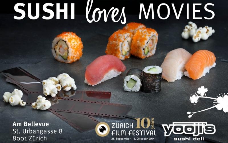 Sushi Special zum Zurich Film Festival