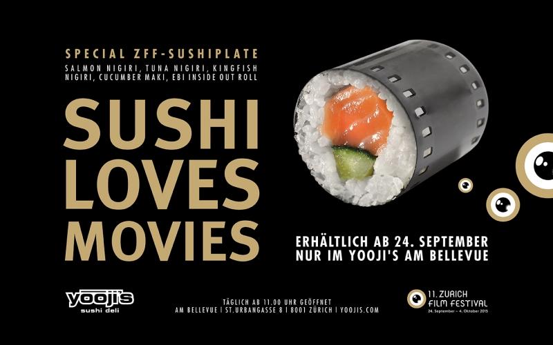 Yooji's Special zum Zurich Film Festival