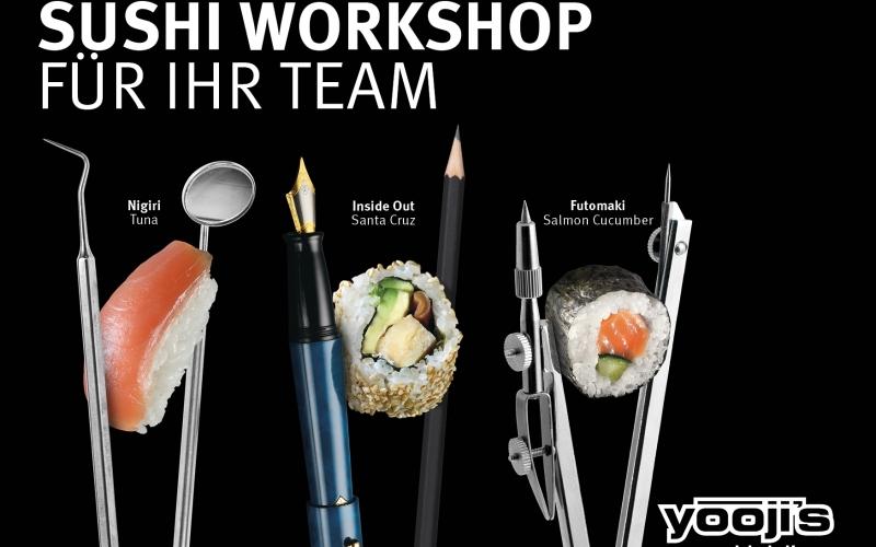 Maki, Hosomaki oder Nigiri selbst gemacht!