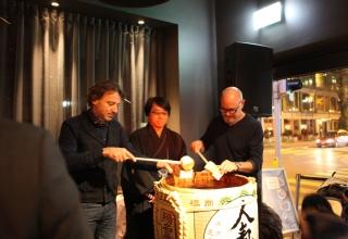 Impressionen von der Eröffnungsfeier vom Yooji's Dreikönig