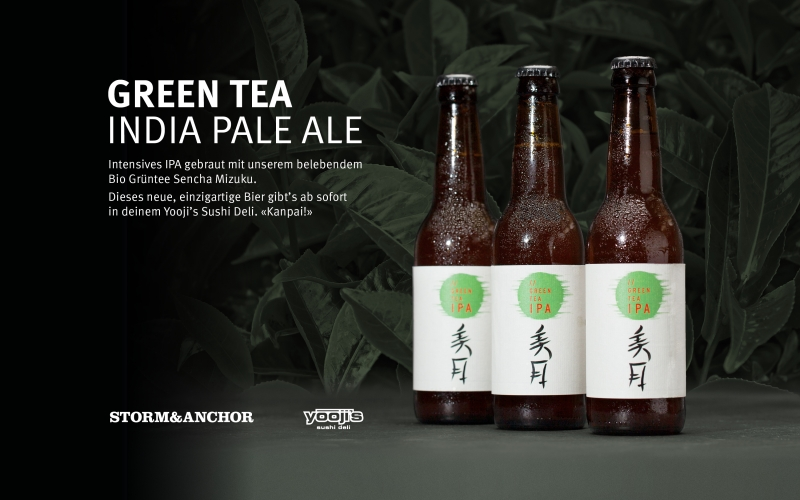Green Tea IPA