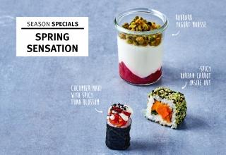 Yooji's Spring Sensation