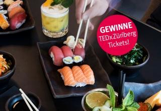 Yooji's meets TEDx Züriberg