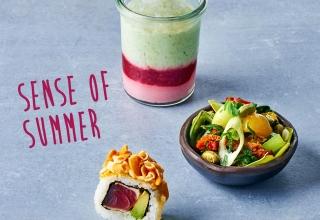 Sense of Summer im Yooji's in deiner Nähe!