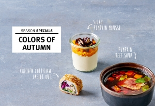 Unsere Season Specials: Colors of Autumn