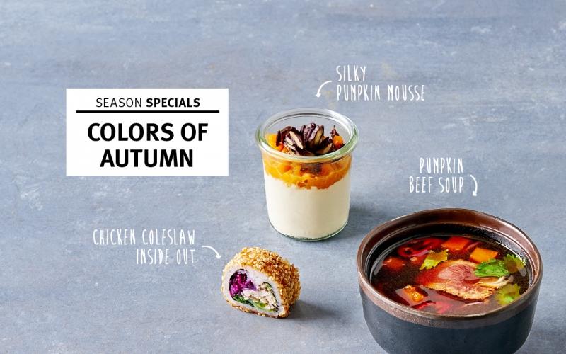 Unsere Season Specials: Colors of Autumn